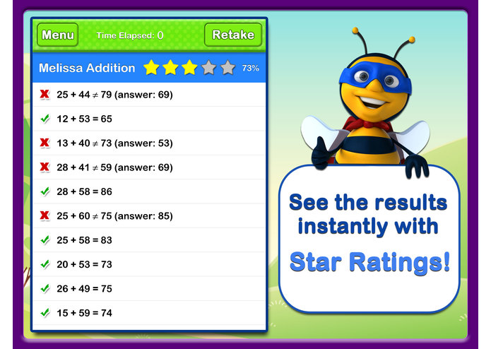 Abby Explorer - Math Worksheets – screenshot 5