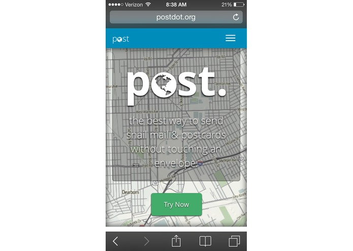 post. – screenshot 3