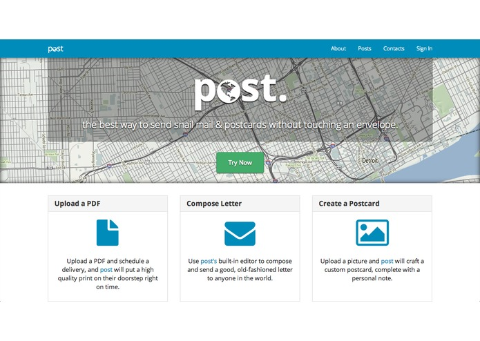 post. – screenshot 4