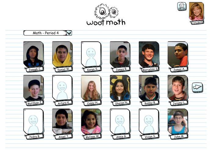 Woot Math – screenshot 1