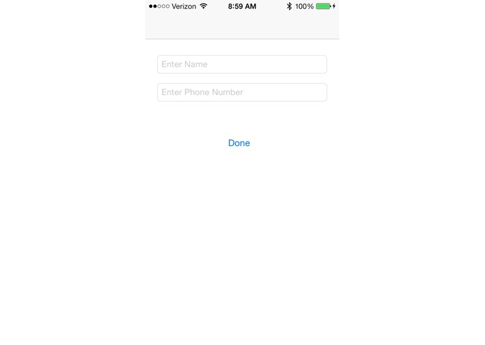 Contacts++ – screenshot 1