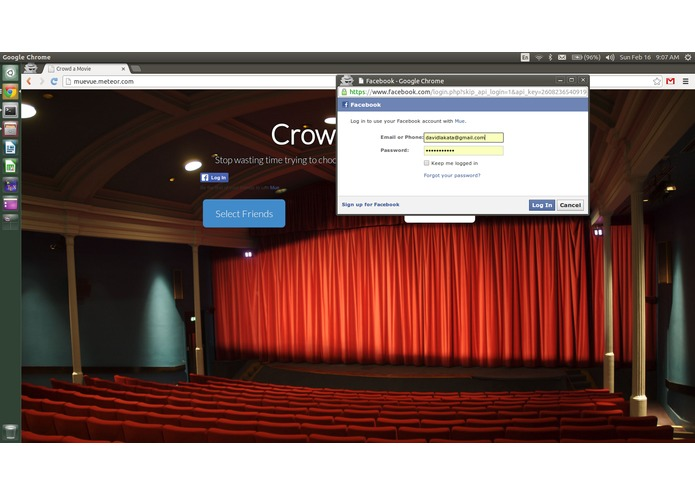 Crowd a Movie – screenshot 1