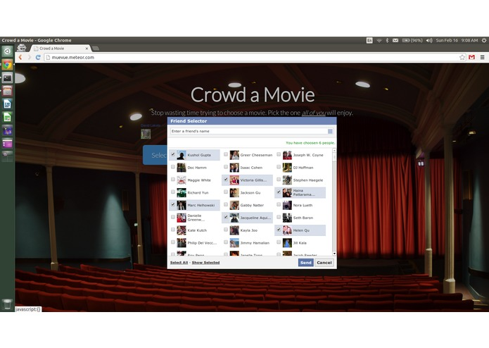 Crowd a Movie – screenshot 5