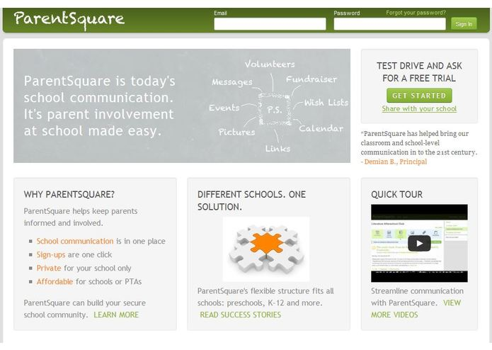 ParentSquare – screenshot 2