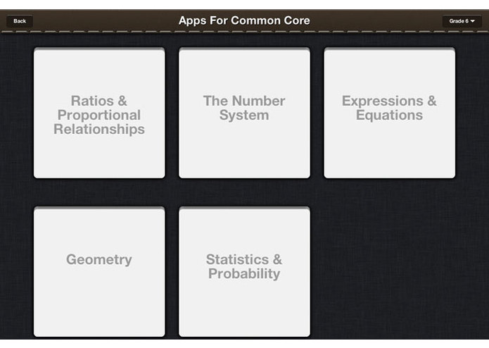 Apps For Common Core – screenshot 5