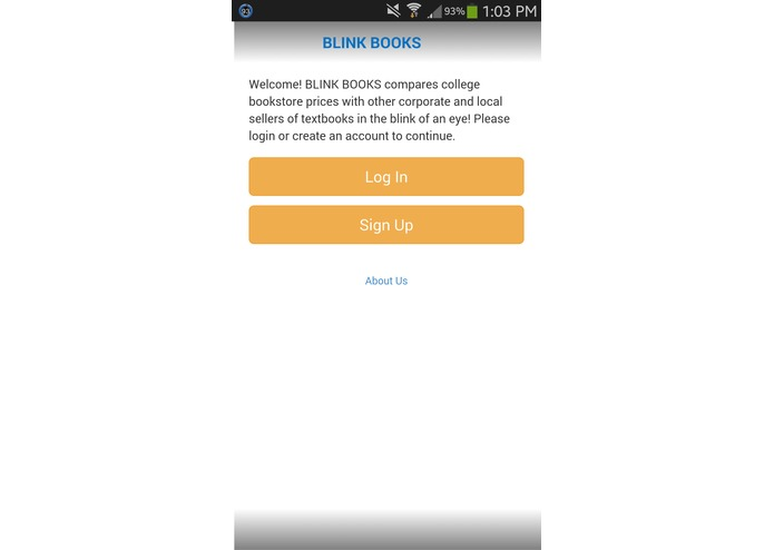 Blink Books – screenshot 1