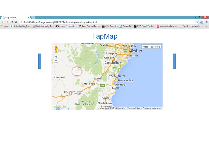 TapMap – screenshot 1