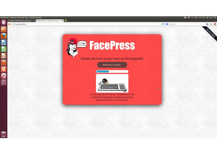 FacePress – screenshot 3