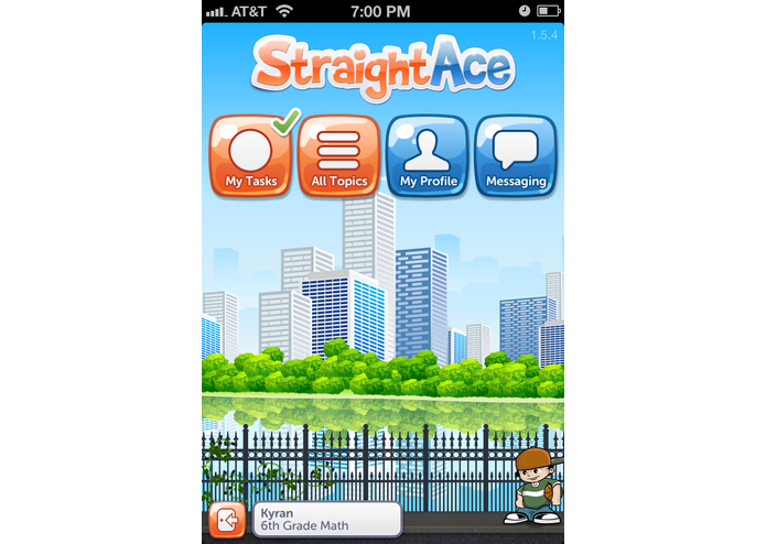 StraightAce Learning – screenshot 2