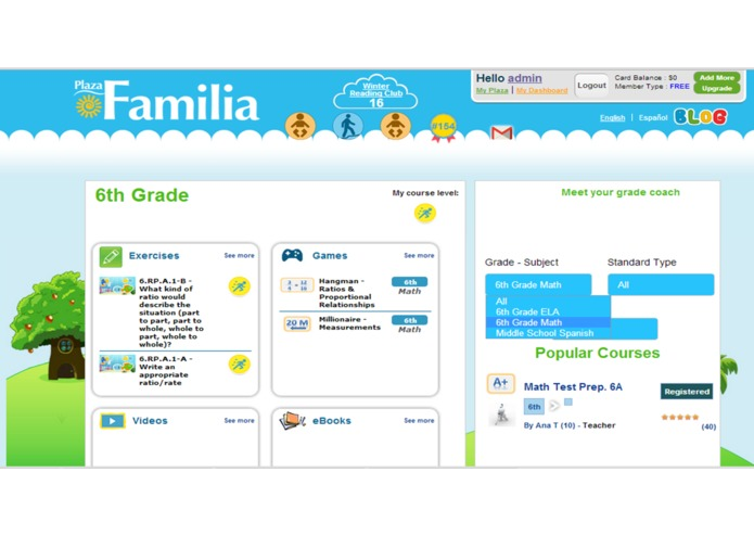 Plaza Familia – screenshot 2