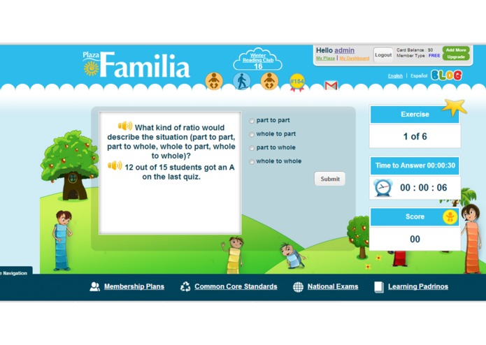 Plaza Familia – screenshot 3
