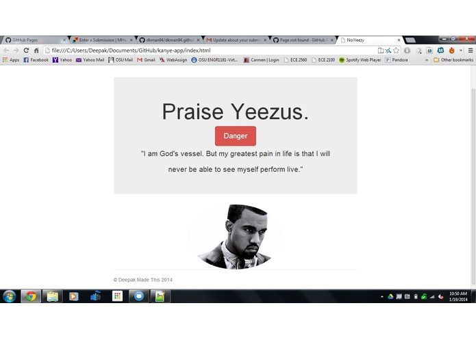 NoiYeezy – screenshot 1