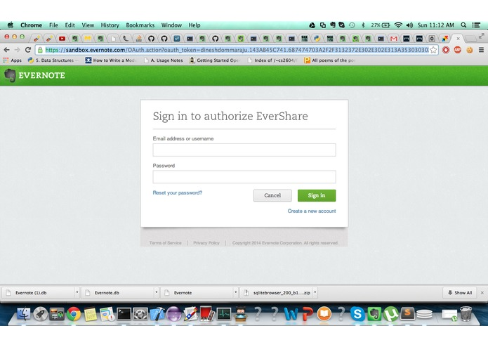 EverShare – screenshot 1
