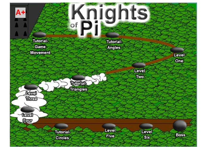 Knights of Pi – screenshot 2