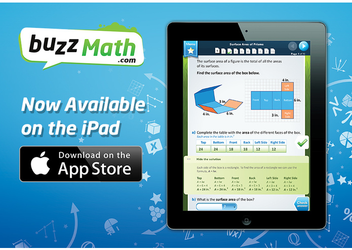 BuzzMath – screenshot 3