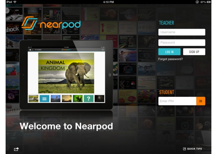 Nearpod – screenshot 1
