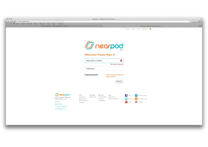 Nearpod – screenshot 2