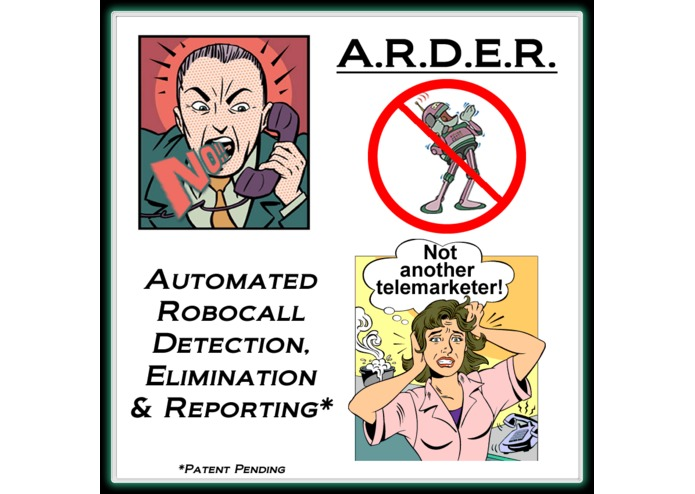 ARDER - Automated Robocall Detection, Elimination & Reporting System – screenshot 1