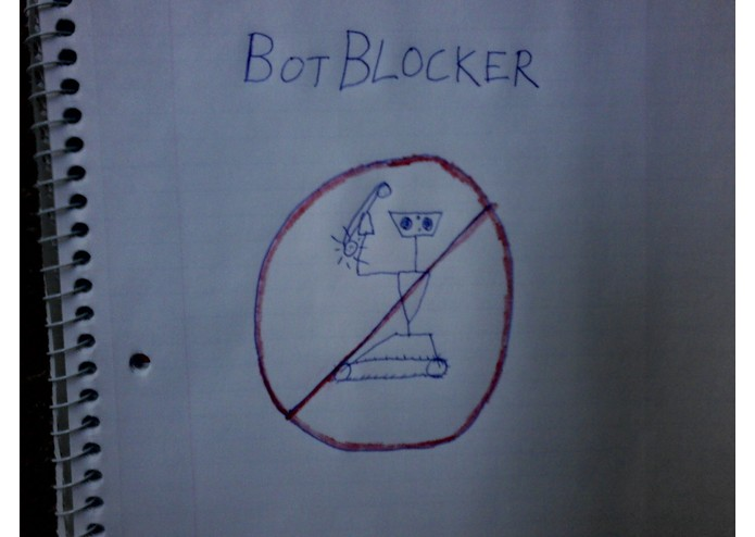 BotBlocker – screenshot 1