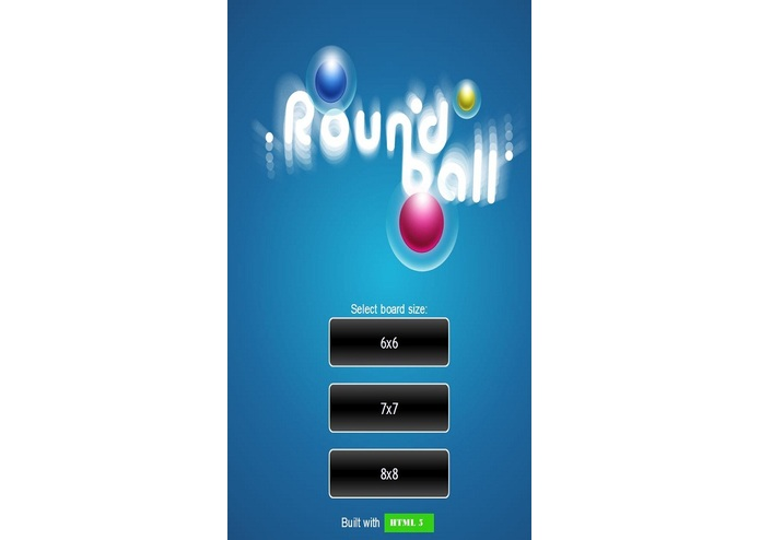 RoundBalls – screenshot 1