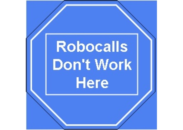 REMOVING THE ROBOCALL INCENTIVE – screenshot 1