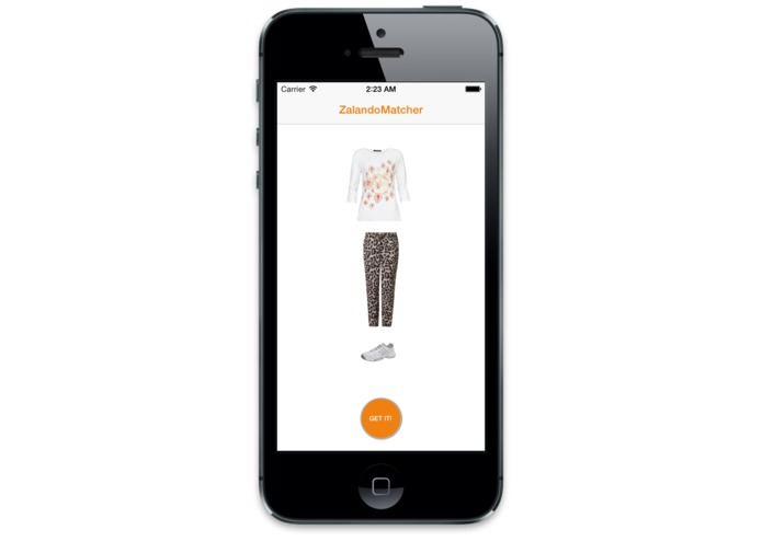 Zalando Matcher – screenshot 1