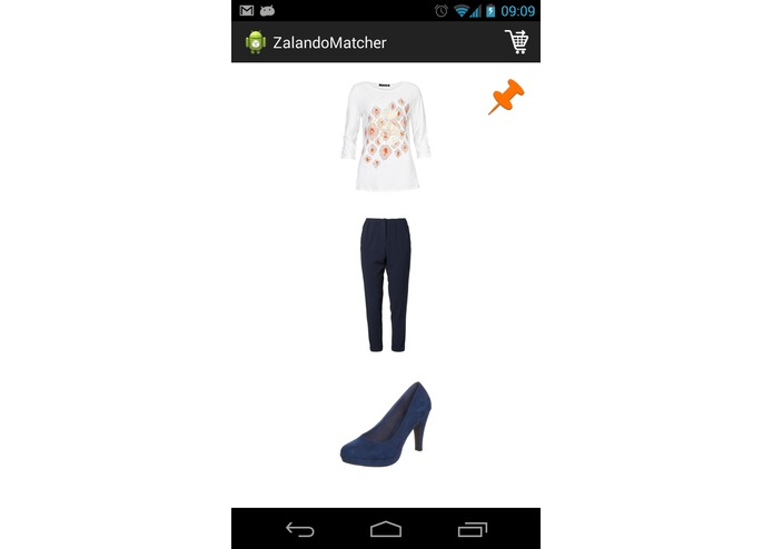 Zalando Matcher – screenshot 3