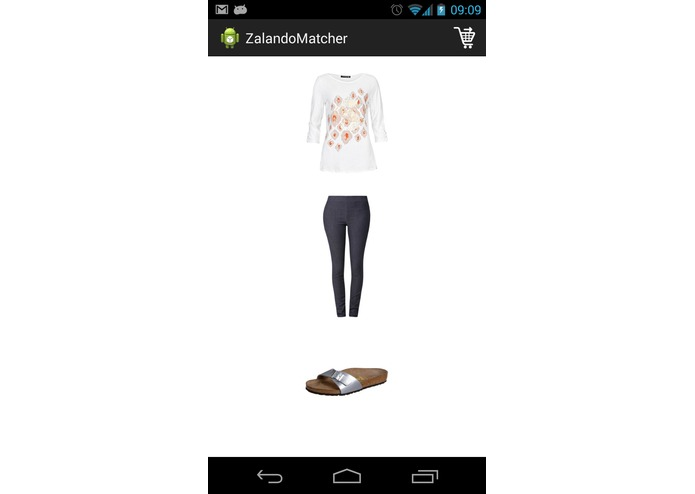 Zalando Matcher – screenshot 4