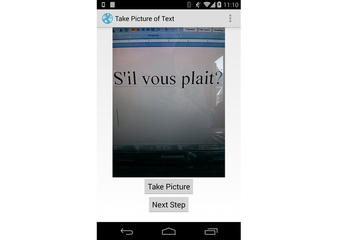 SnapTranslate – screenshot 1