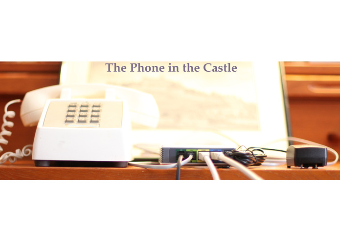 The Phone in the Castle – screenshot 1