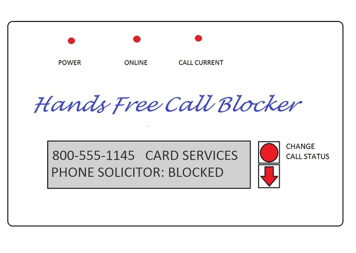 Hands Free Call Blocker – screenshot 1