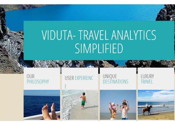 Vidyuta - Travel Analytics Simplified – screenshot 1