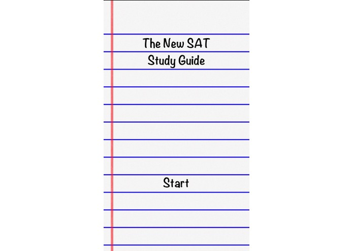 "The ""New"" SAT Study Guide – screenshot 1"