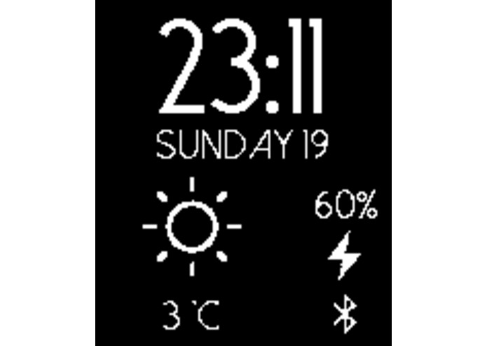 Super Watchface – screenshot 1