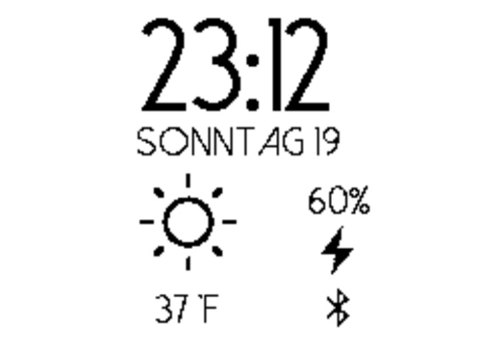 Super Watchface – screenshot 2