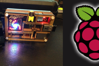 Remote for Raspberry Pi Home Alarm