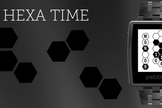 Hexa Time Binary Watch