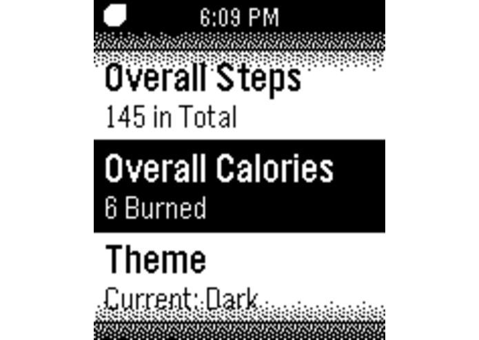 Pedometer – screenshot 3