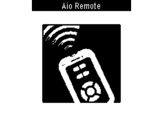 Aio Remote – screenshot 1