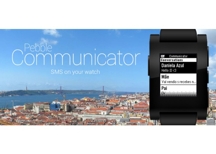 Pebble Communicator – screenshot 1