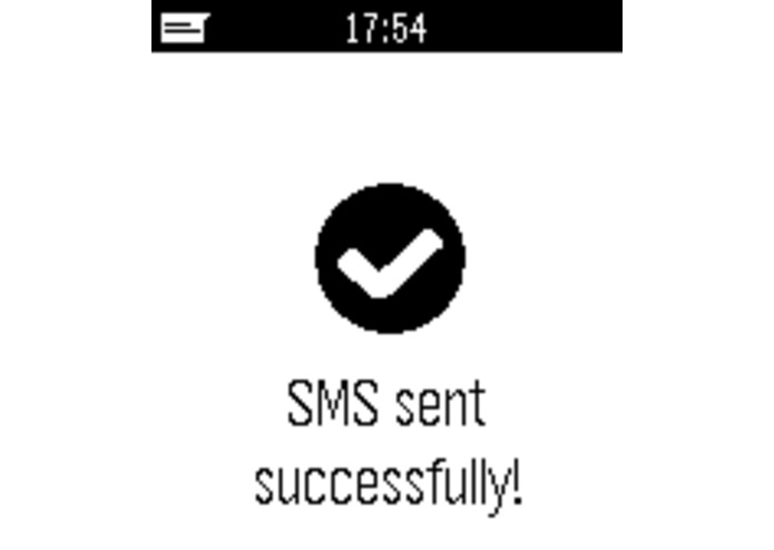 Pebble Communicator – screenshot 4