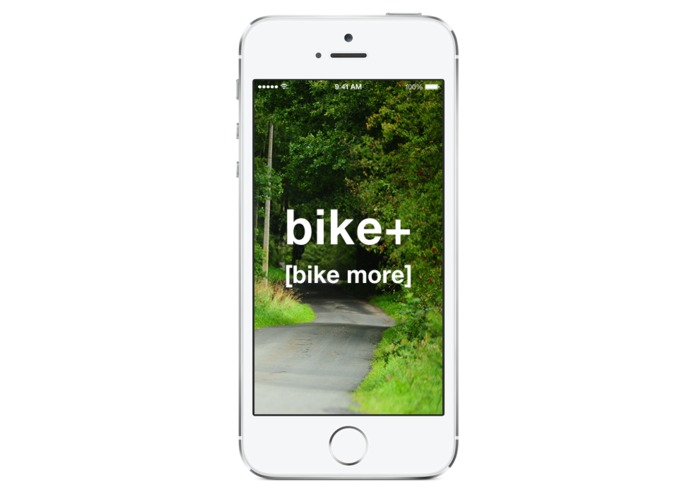 Bike+ Pebble App – screenshot 2