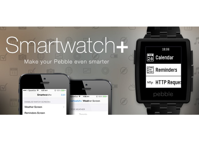 Smartwatch+ – screenshot 2