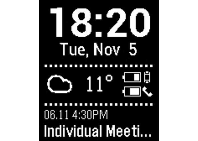 Smartwatch+ – screenshot 3