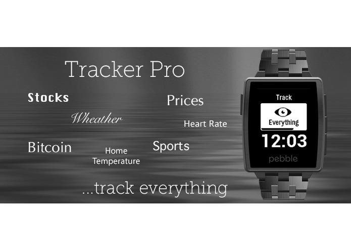 Tracker Pro – screenshot 1