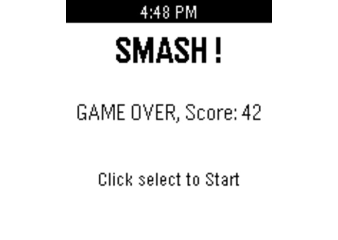 Smash – screenshot 2