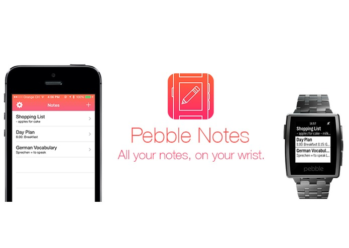 Pebble Notes – screenshot 1