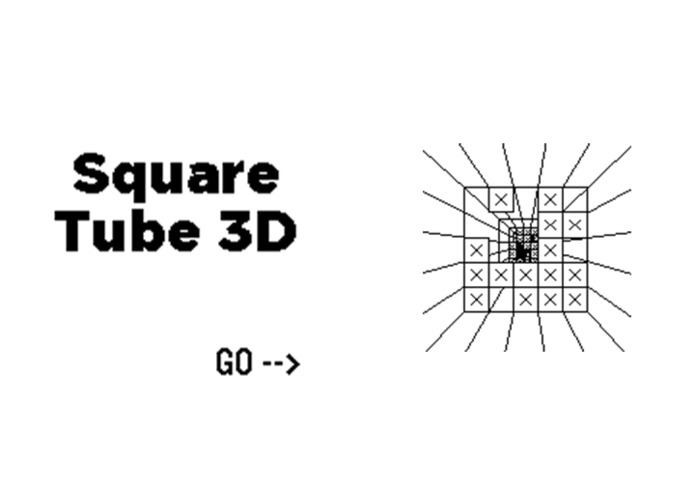 Square Tube 3D – screenshot 1