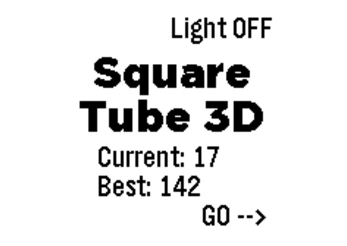 Square Tube 3D – screenshot 3
