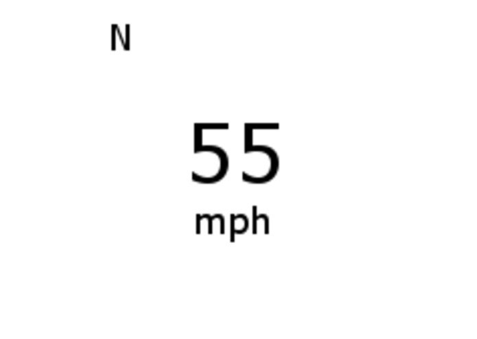 Digital Speedometer – screenshot 1